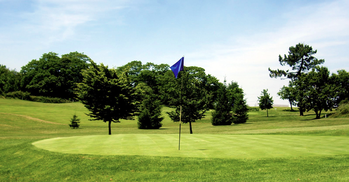 La Fresneda Golf Course