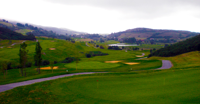Meaztegi Golf Course