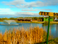 Open Layos Golf Course Page