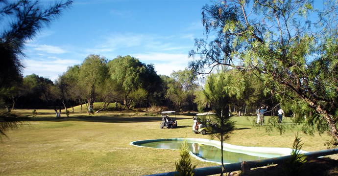El Fresnillo Golf Course