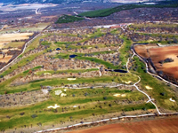 Open Soria Golf Course Page