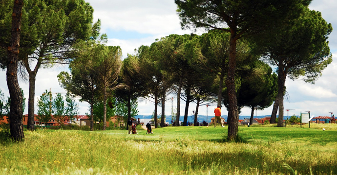 Aldeamayor Golf Course