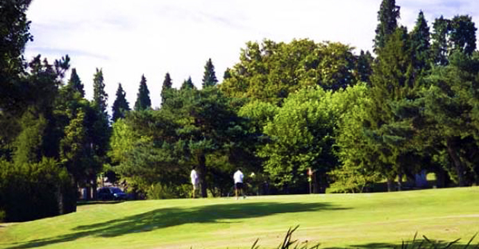 Real Aeroclub de Santiago Golf Course