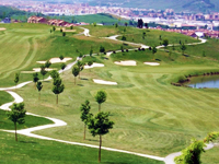 Open Castillo de Gorraiz Golf Course Page