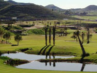 Open Lorca Golf Course Page
