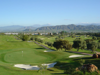Open Lauro Golf Course Page