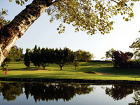 Open Costa Brava Golf Course Red Page